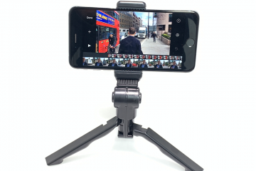 Smartphone Video Training on demand course
