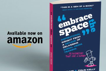 Embrace The Space by Colin Kelly and Gary Ennis
