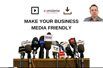 Free Media Training Taster Session From Comsteria