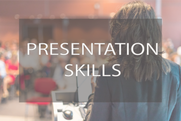 On Demand Presentation Skills Training