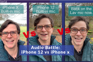 iPhone 12 Microphone Review