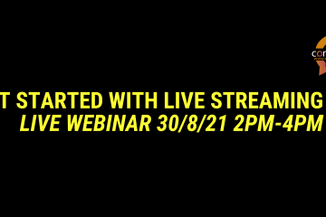 Live streaming training course